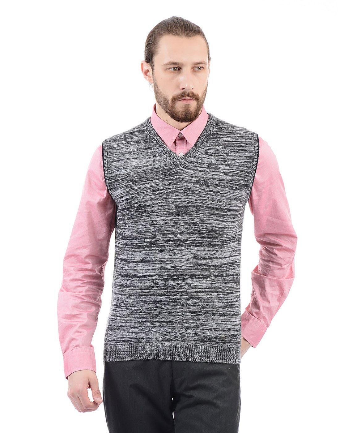 Arrow Newyork Men Casual Sweater