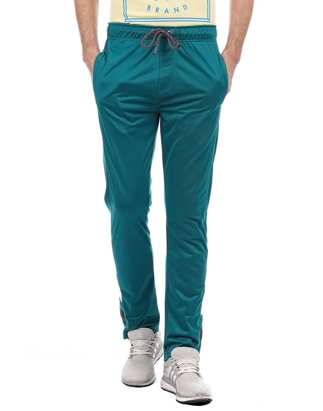 Aeropostale Men Green Track Pant