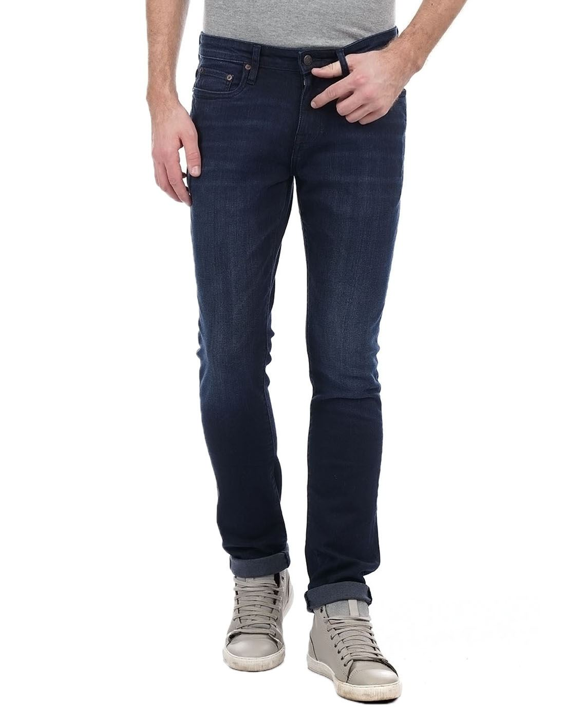 Aeropostale Men Navy Jean