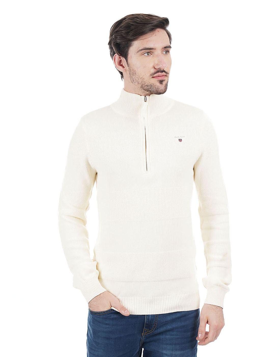 Gant Men White Pullover