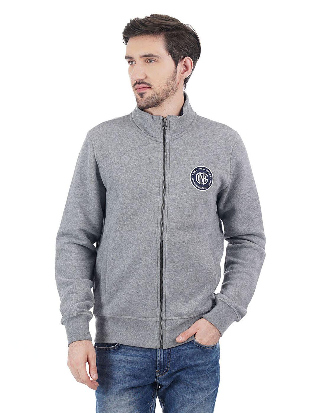 Gant Men Grey Sweatshirt