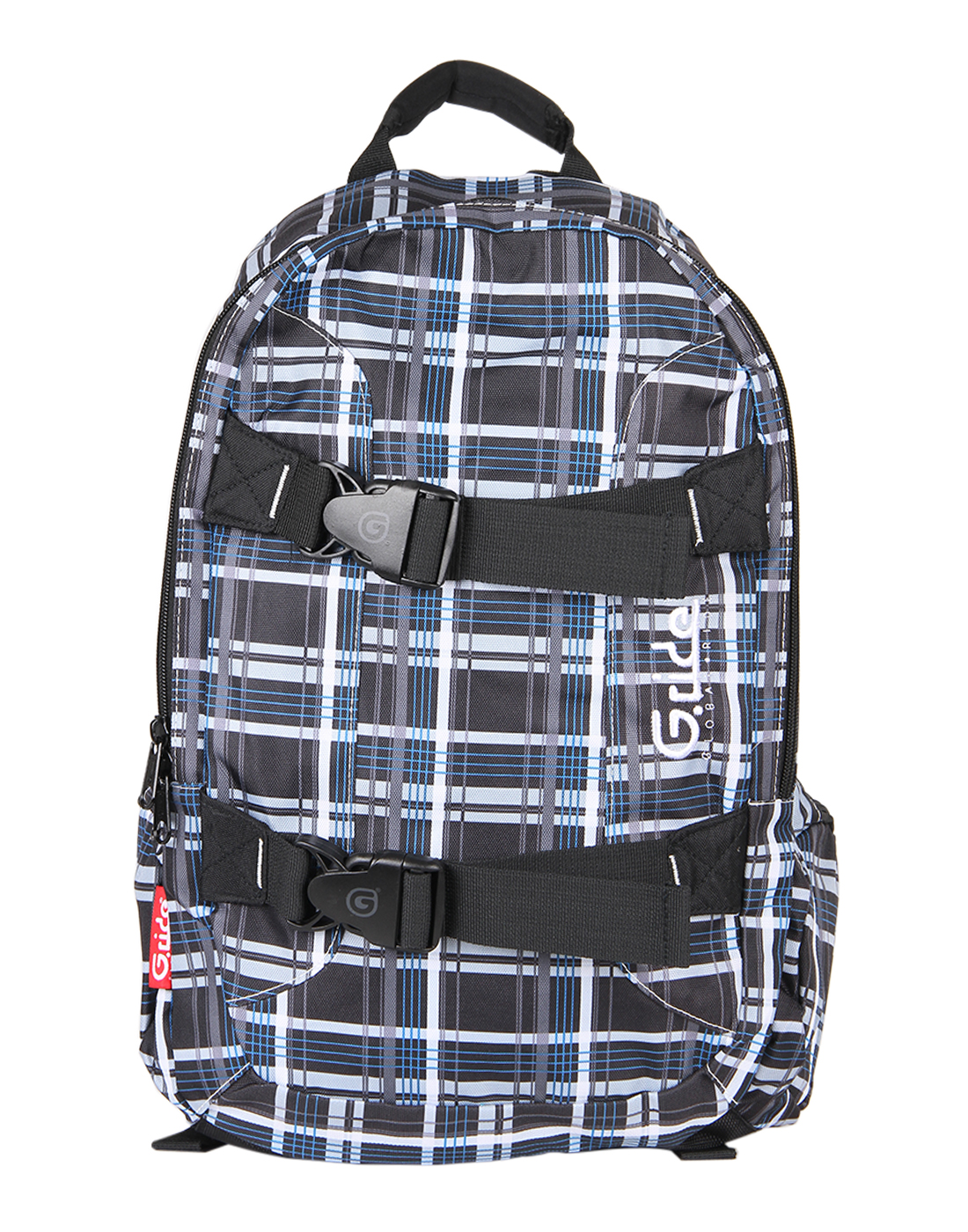 G.ride Casual Wear Striped Bag