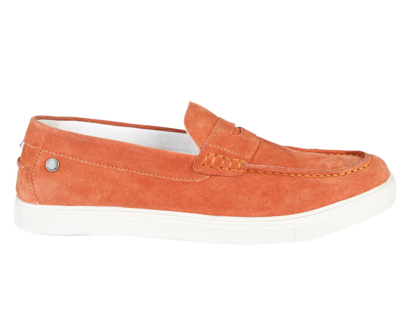 Jack & Jones Ketchup Leather (TPR Sole) Slip-On Sneakers