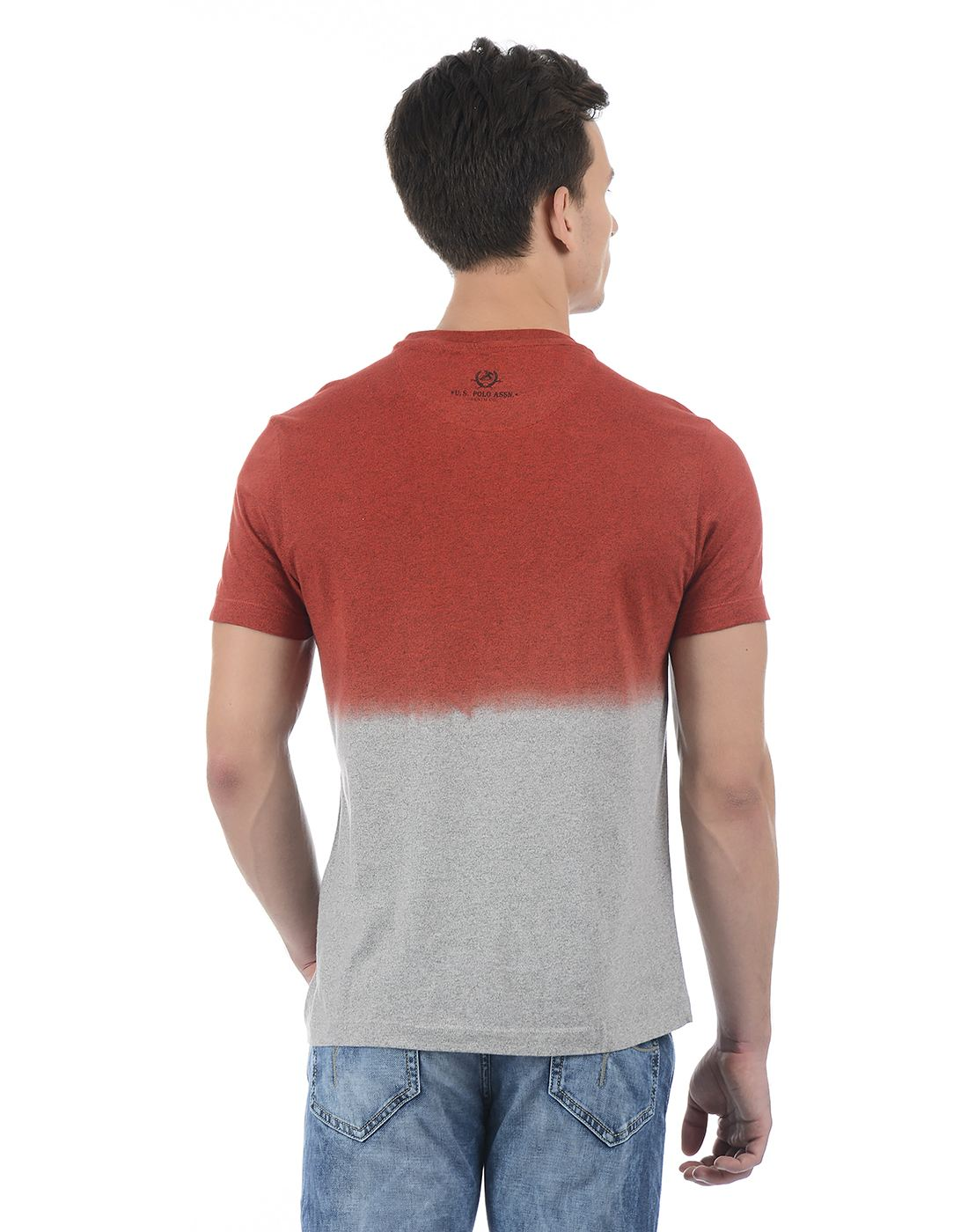 U.S. Polo Assn. Men Casual T-shirt