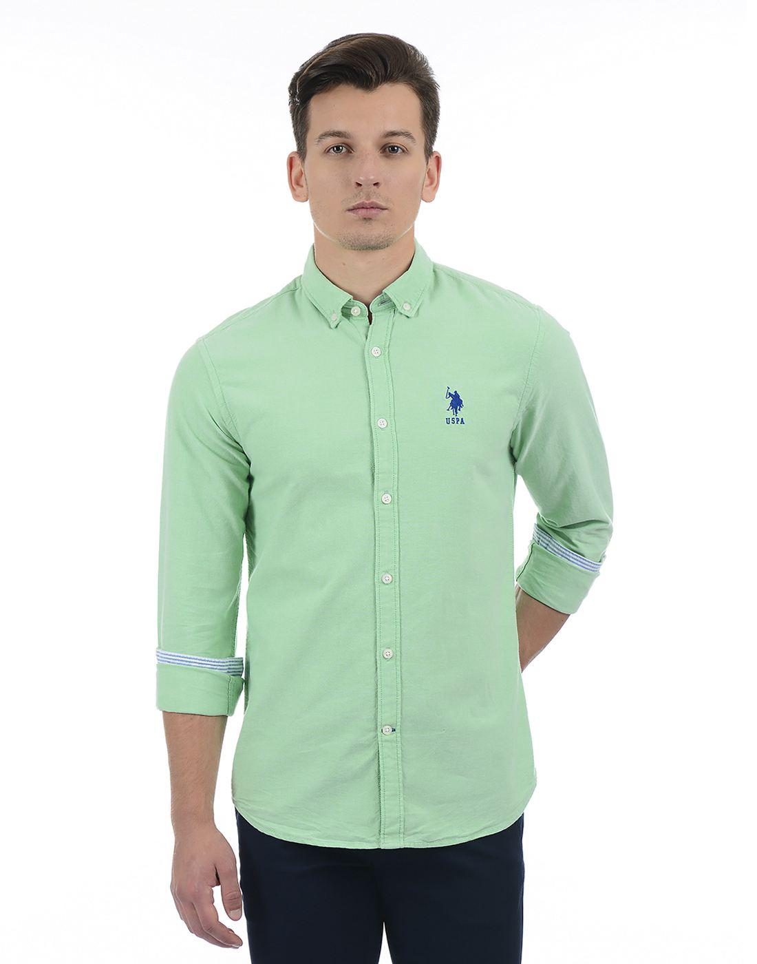 U.S. Polo Assn. Men Casual Shirt
