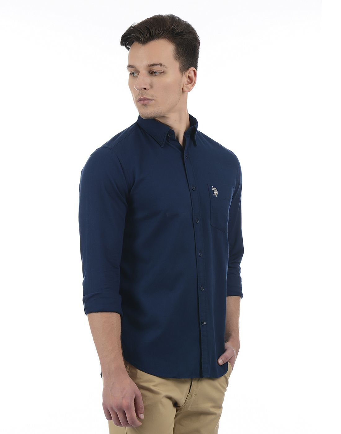 U.S. Polo Association Men Casual Shirt