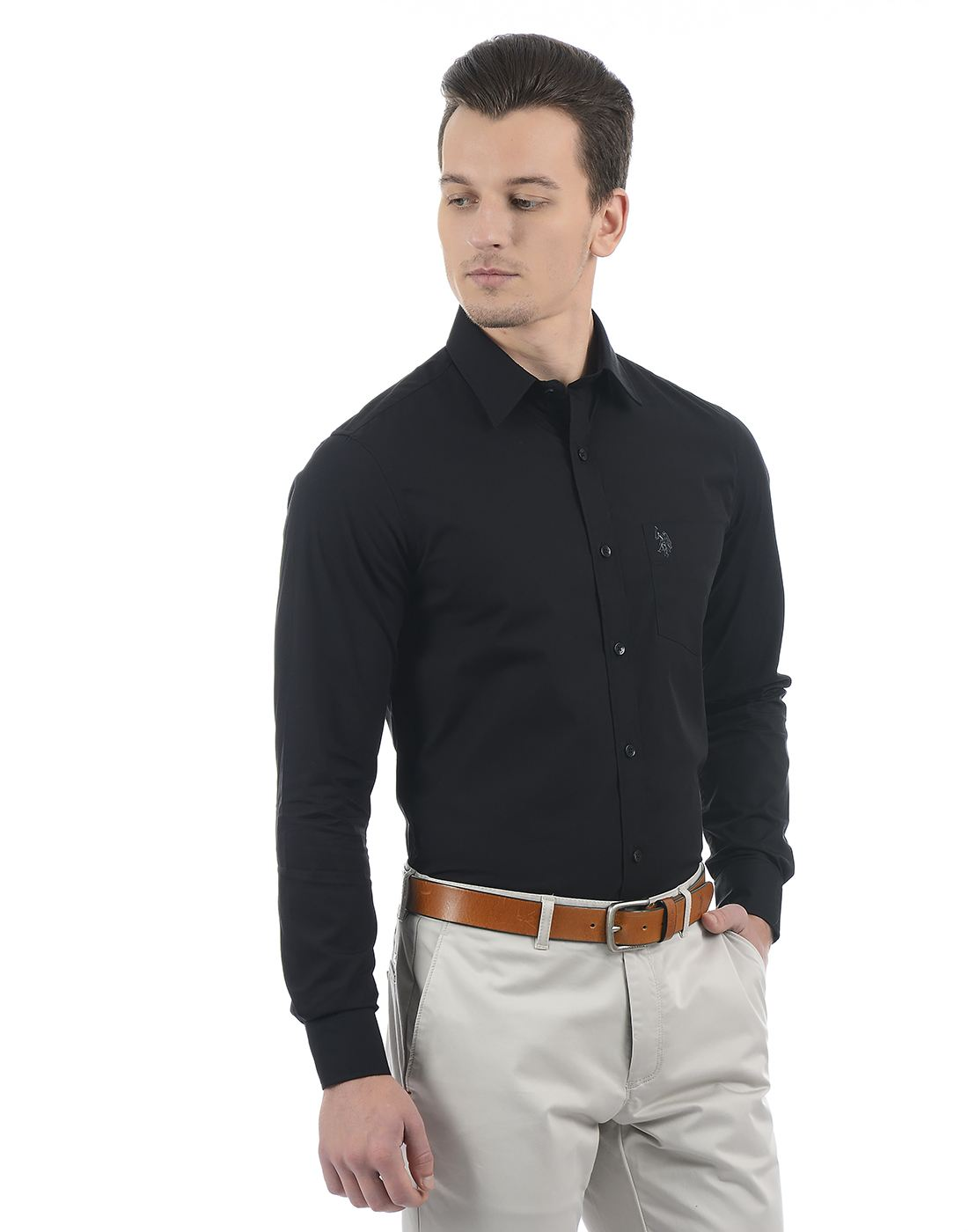 U.S. Polo Association Men Casual Shirt