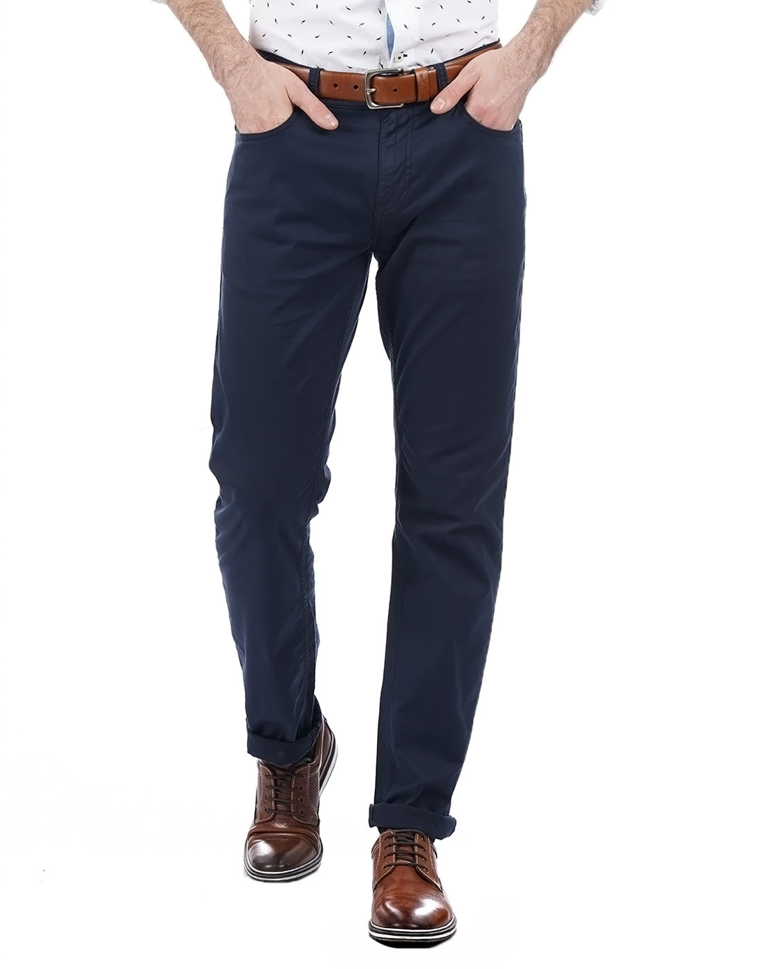 Nautica Men Navy Trouser