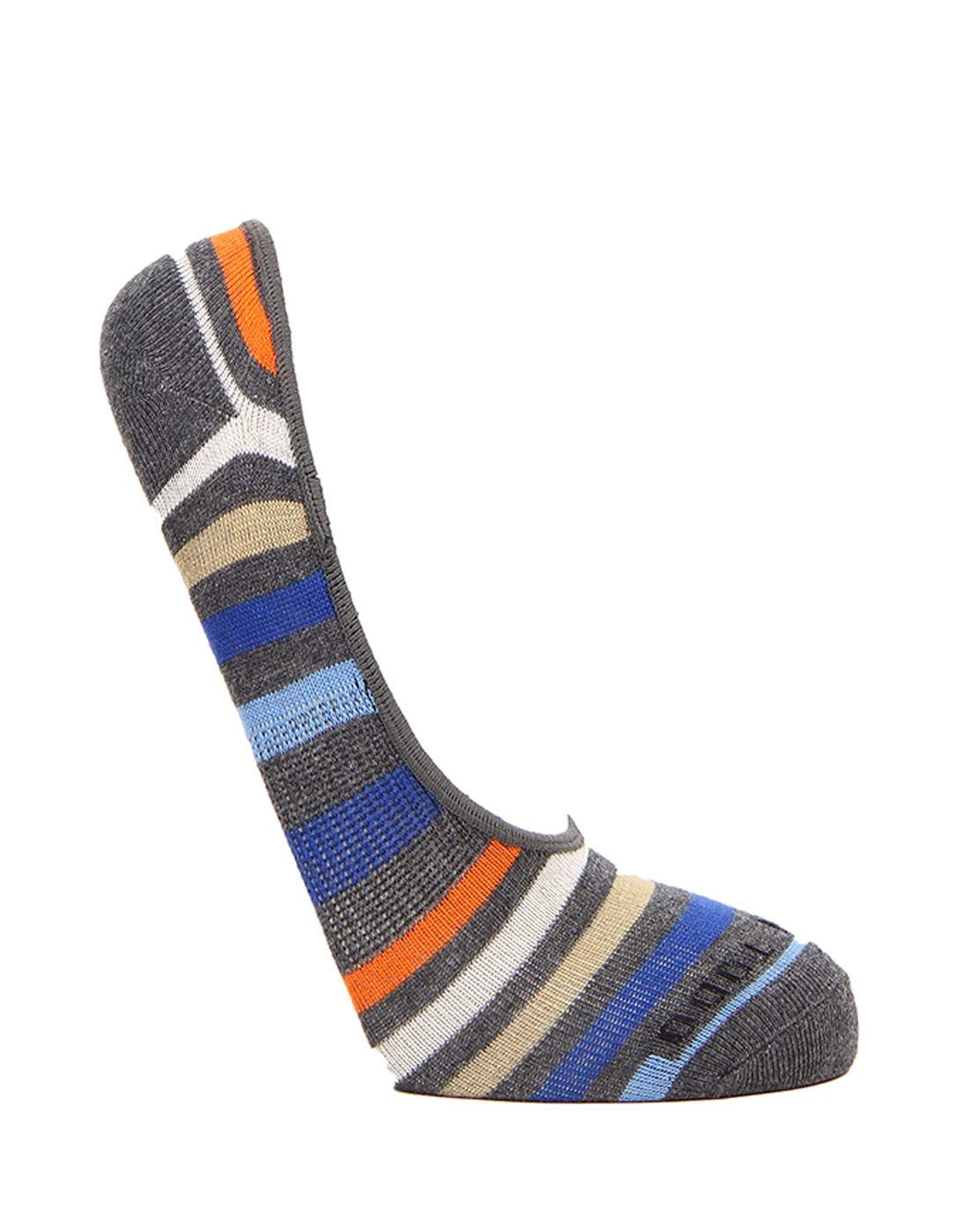 Norman Todd Women Multi-Coloured Footie Socks