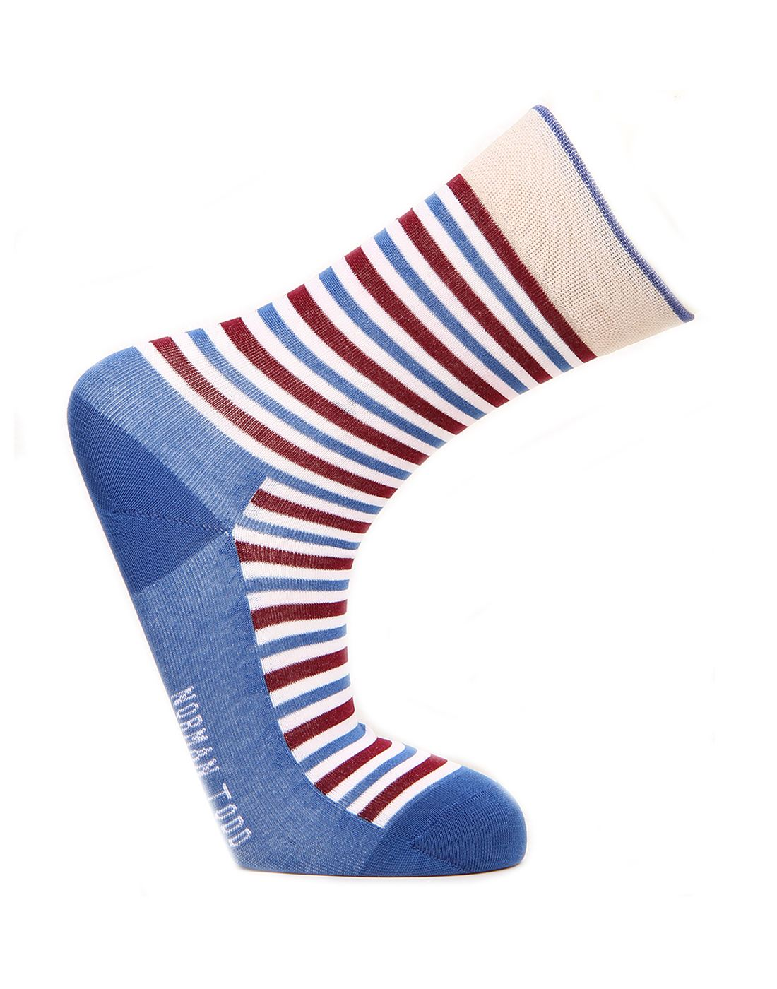 Norman Todd Women Multi-Coloured Mid-calf Length Socks