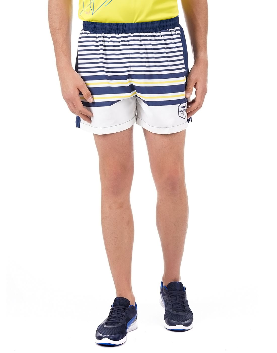 On-Vers Sports Wear Striped Shorts