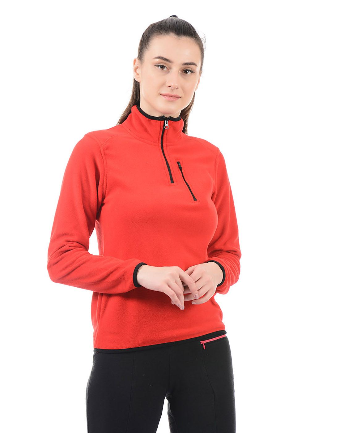On-Vers Women Red Jacket