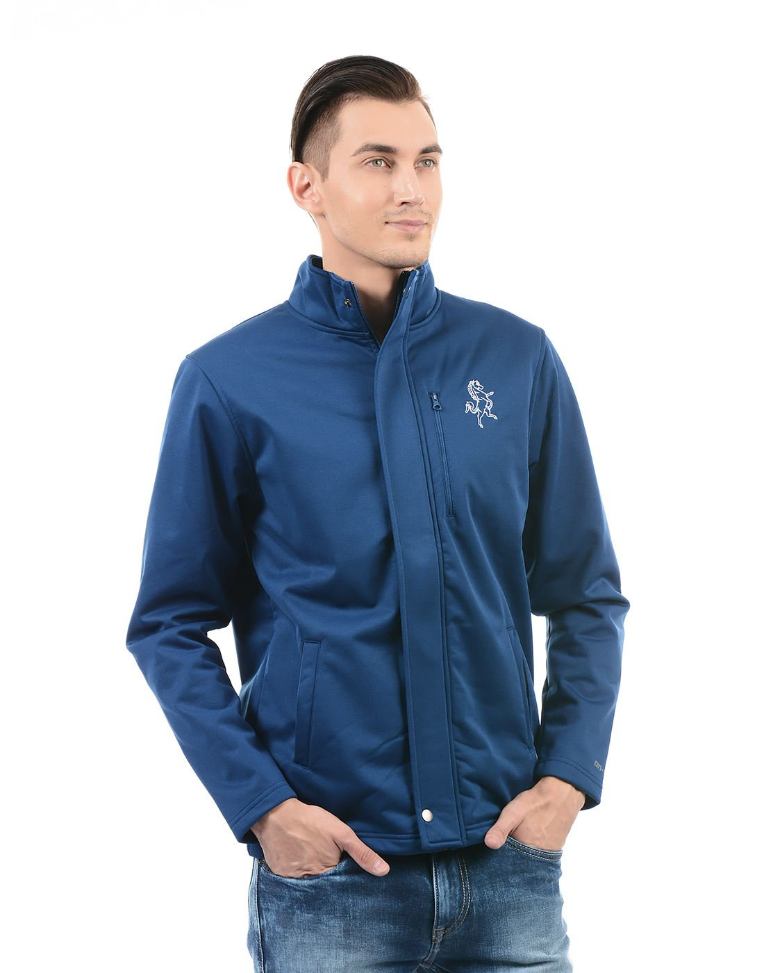 On-Vers Men Blue Jacket