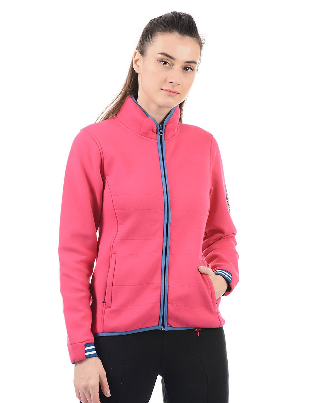 On-Vers Women Pink Jacket