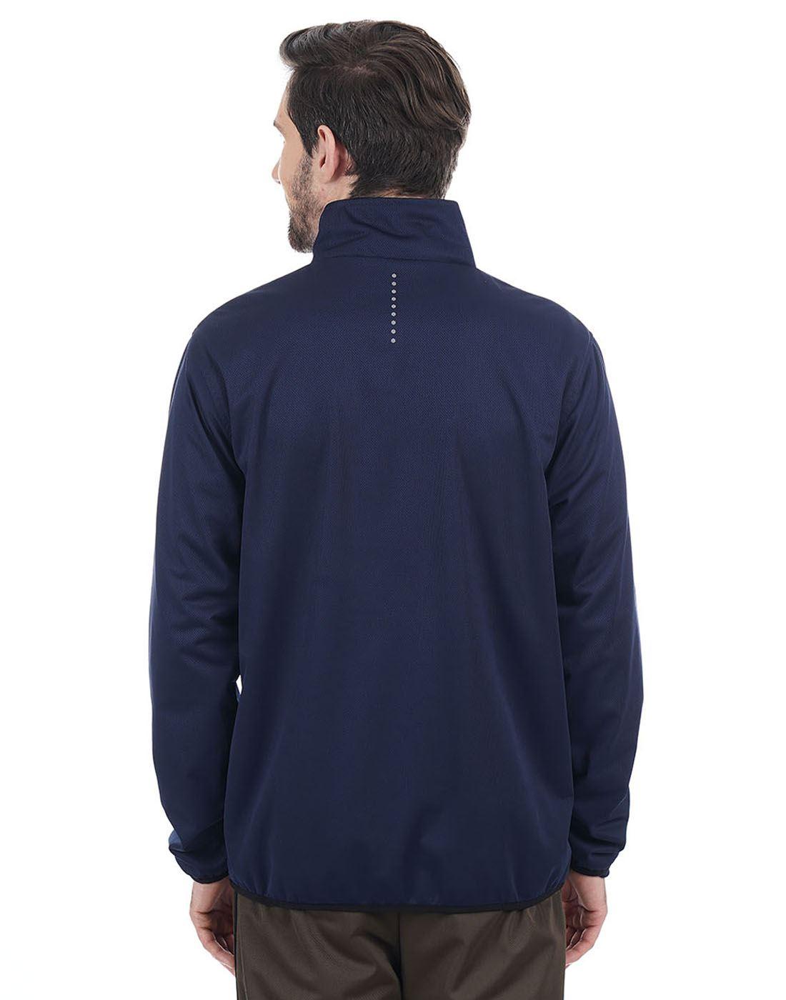 On-Vers Men Casual Wear Solid Jacket