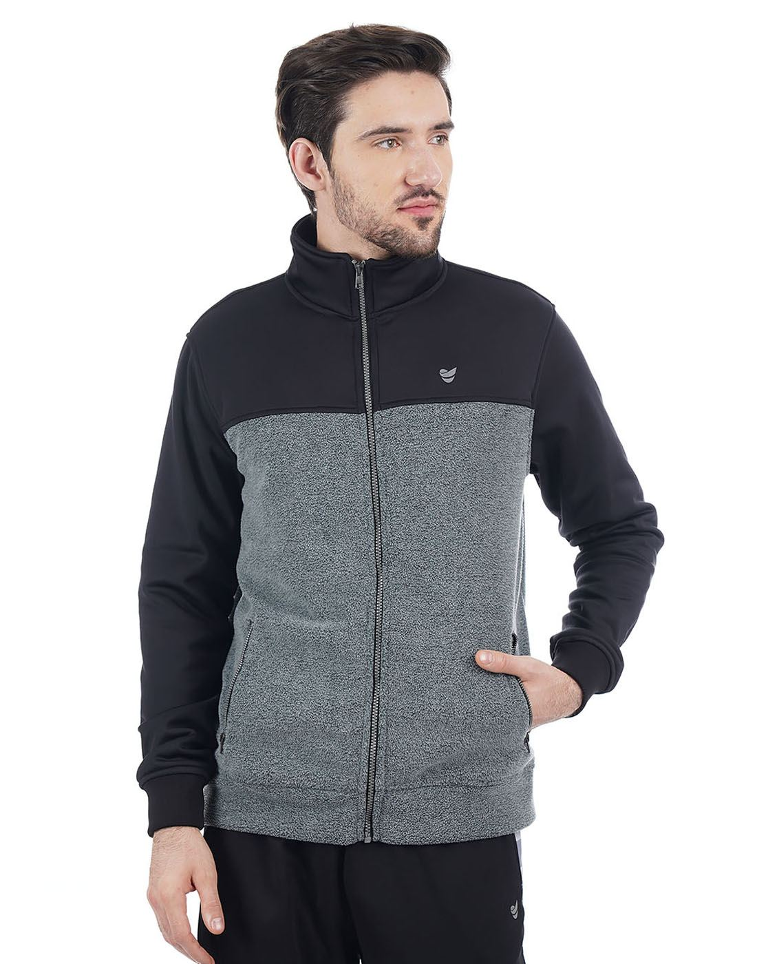 On-Vers Men Casual Wear Solid Jacket