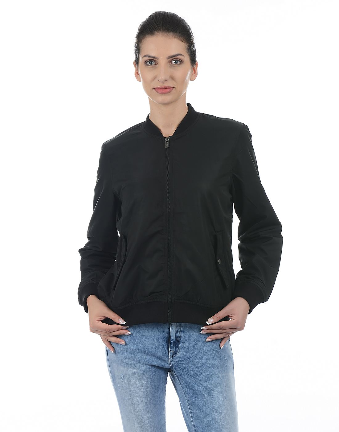Pepe Jeans Women Solid Jacket
