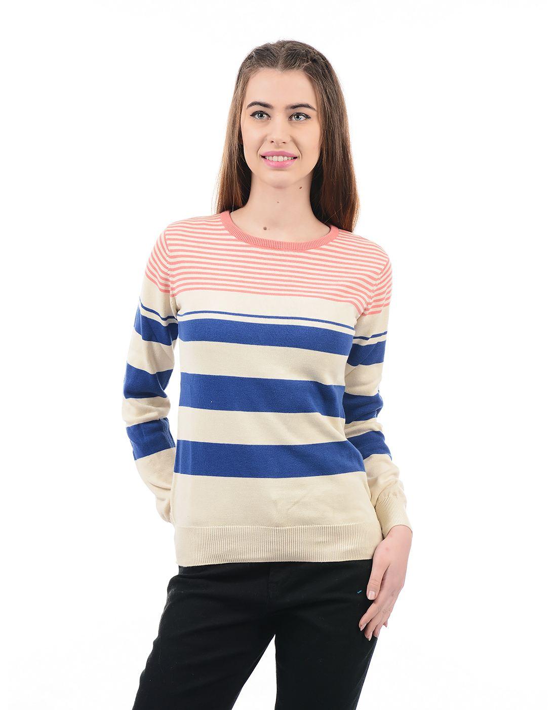 Species Women Multicolor Pullover