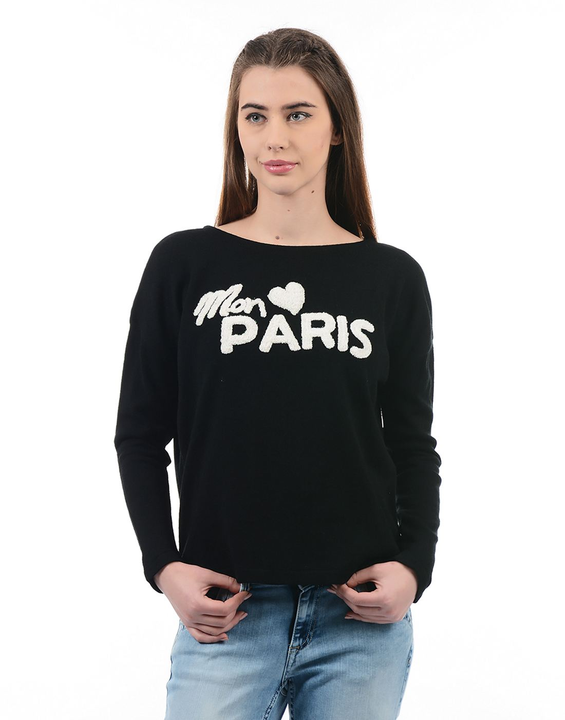 Species Women Black Sweatshirt