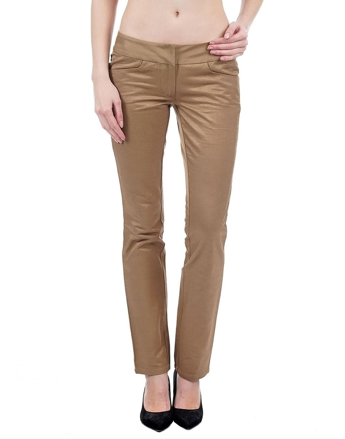 Species Women Gold Pant n Trouser