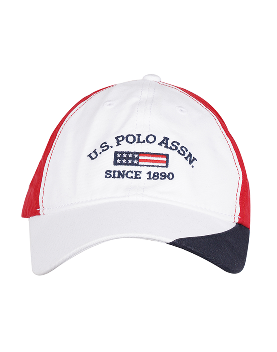 U.S. Polo Assn. Casual Wear Solid Cap