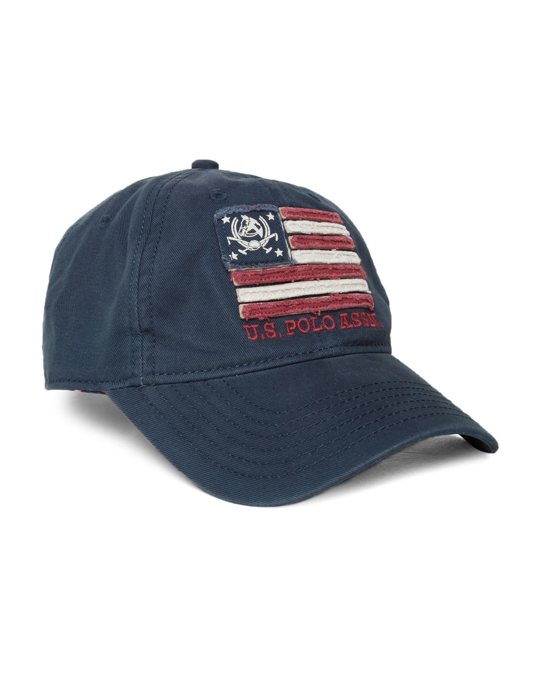 U.S. Polo Assn. Men Casual Wear Solid Cap