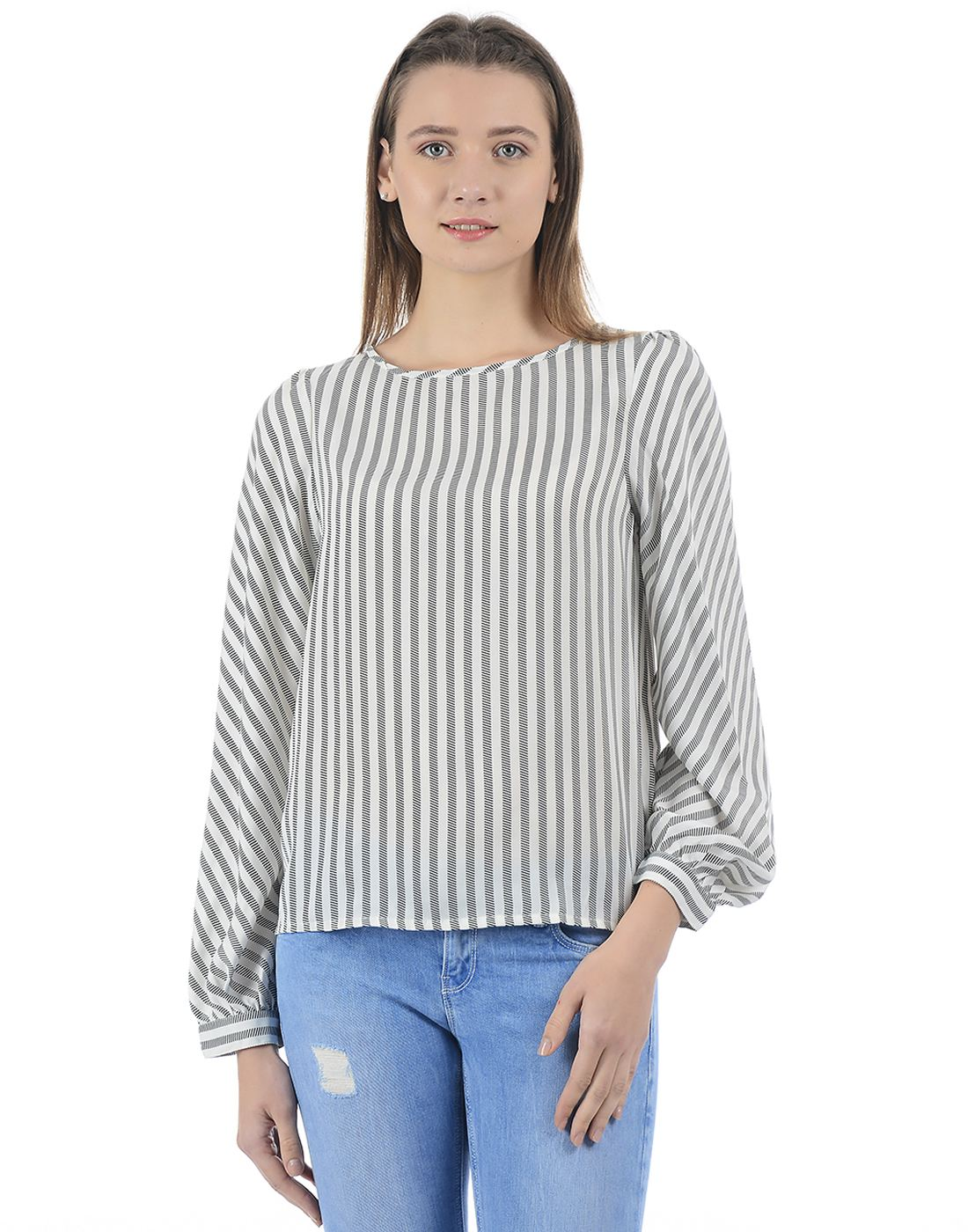 Vero Moda Women White Top
