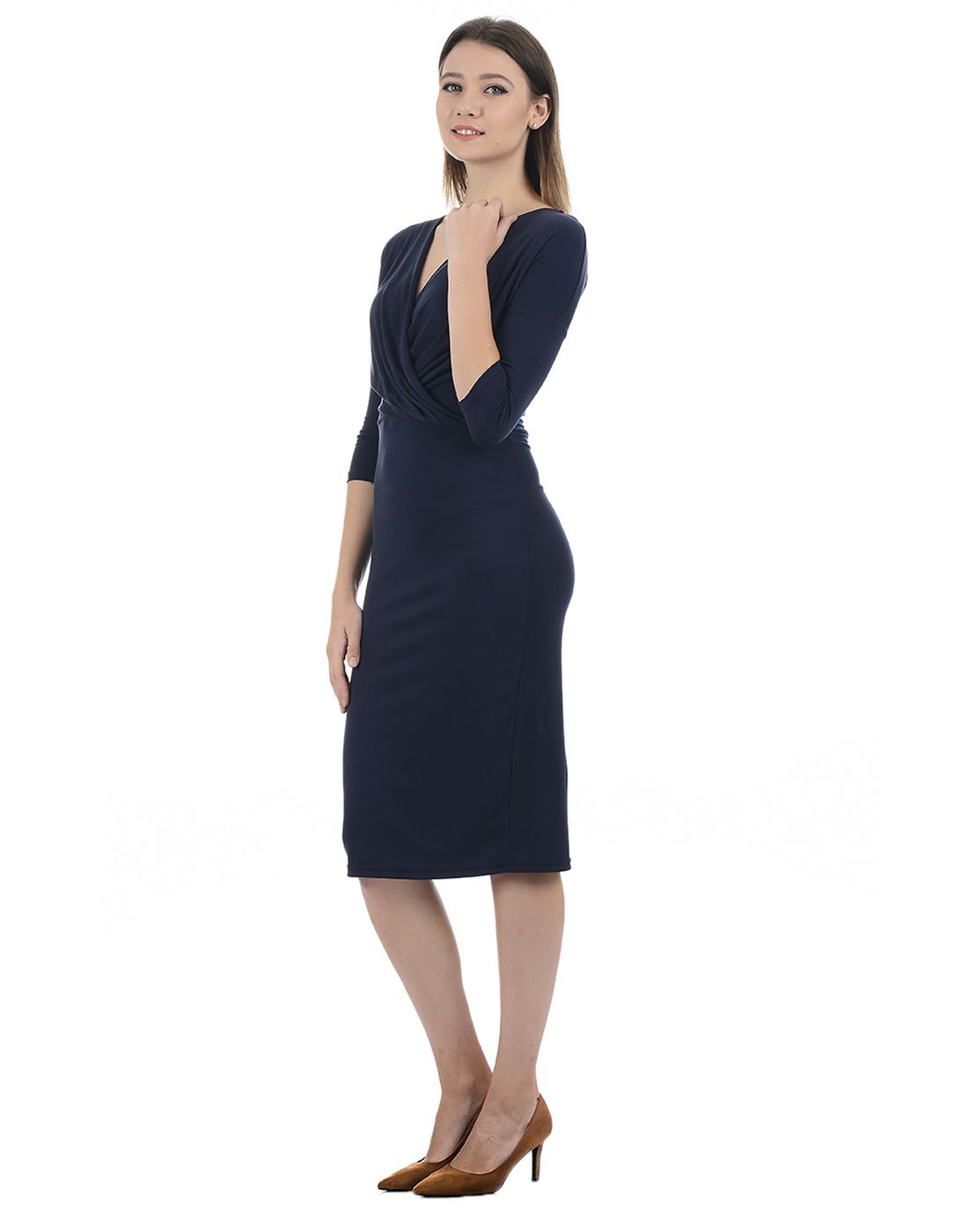 Vero Moda Women Blue Dresses