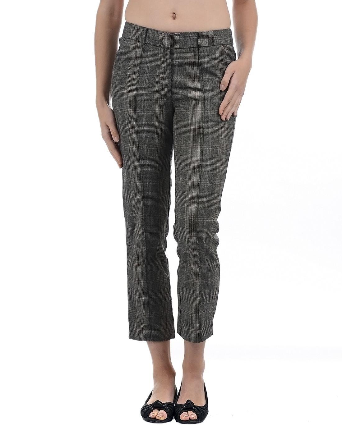 Vero Moda Women Grey Pant & Trouser