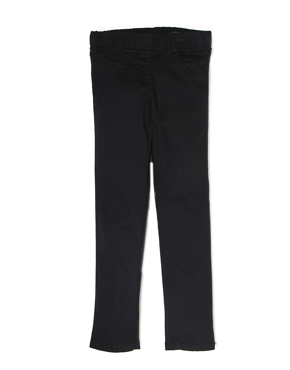United Colors Of Benetton Girls Black Trousers