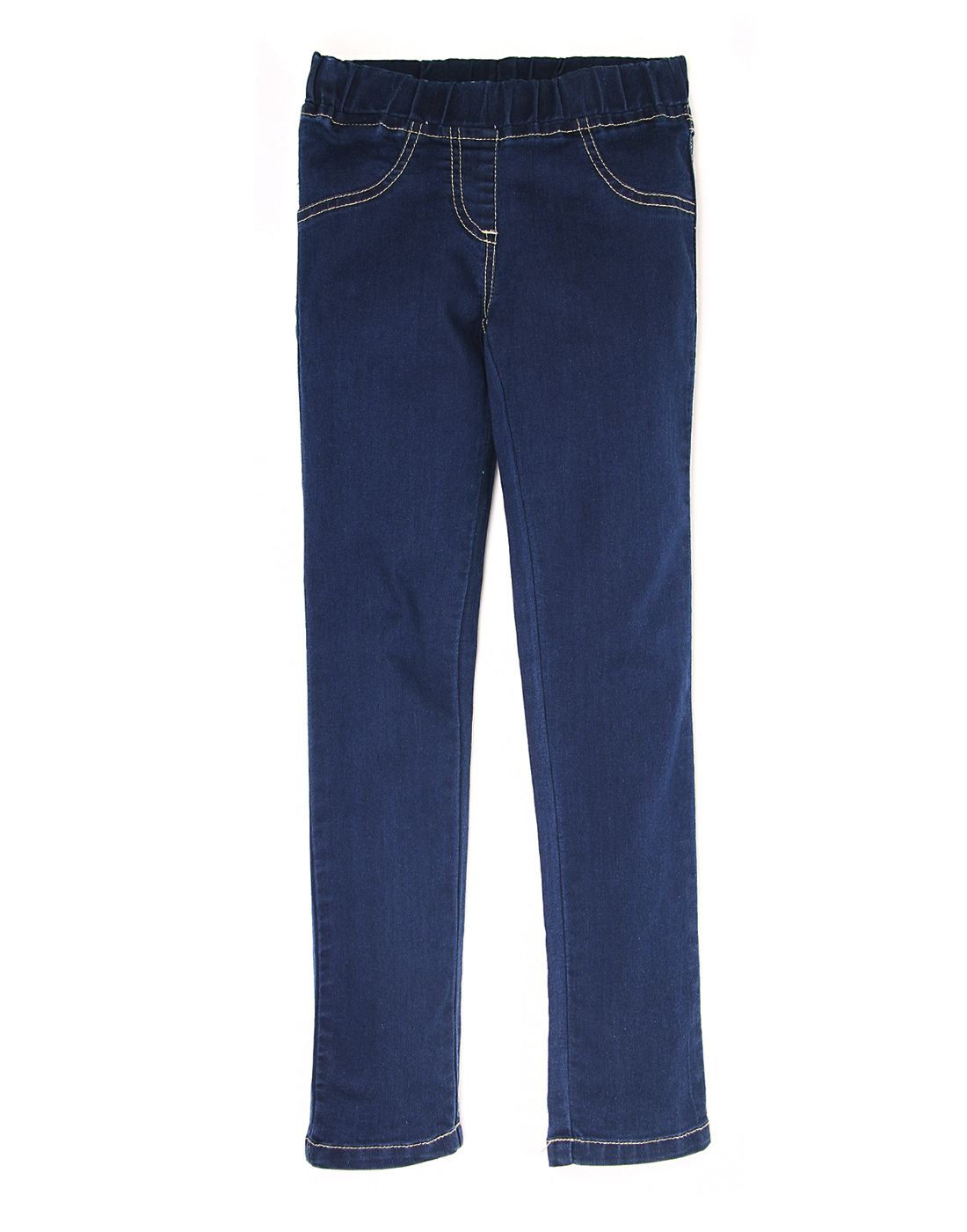 United Colors Of Benetton Girls Dark Blue Trousers