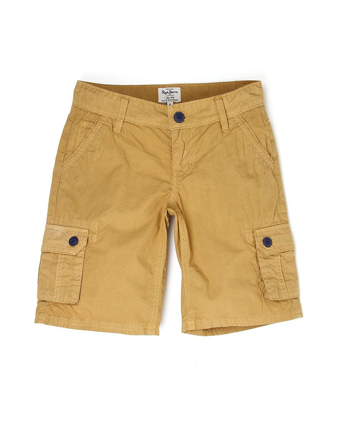Pepe Jeans Boys Cotton Short