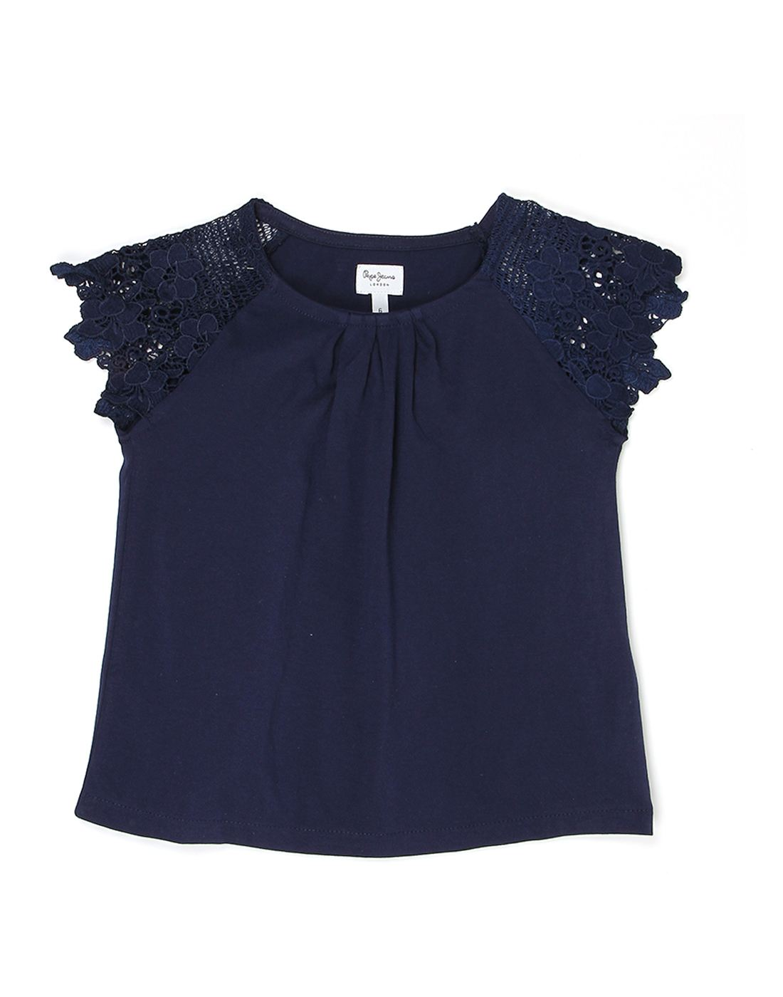 Pepe Jeans Girls Cotton Top