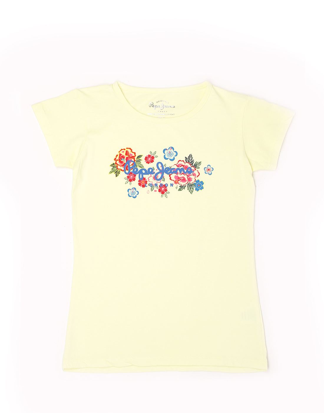 Pepe Jeans Girls Cotton T-Shirt