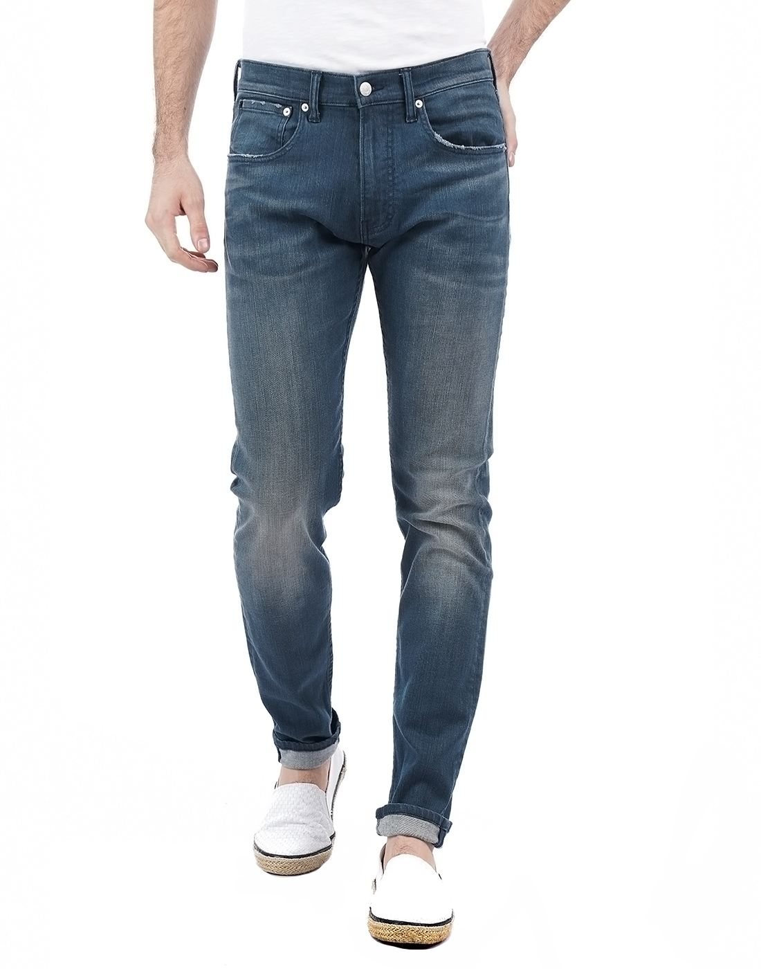 Calvin Klein Men Blue Jeans