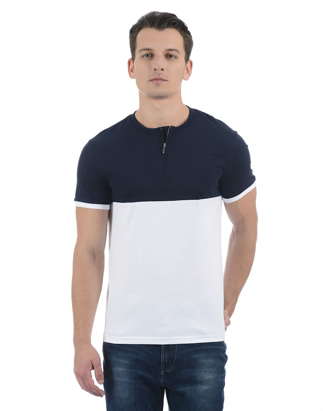 Celio Men Navy T-Shirt