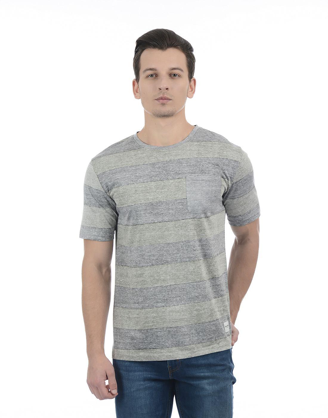 Only N Sons Men Olive T-shirt