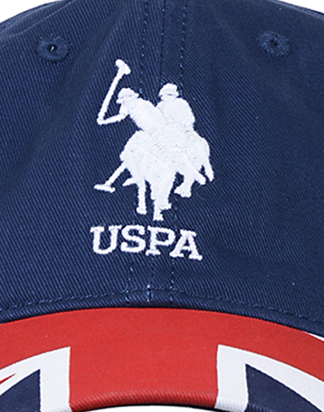 U.S. Polo Assn. Men Six Panel Baseball Cap