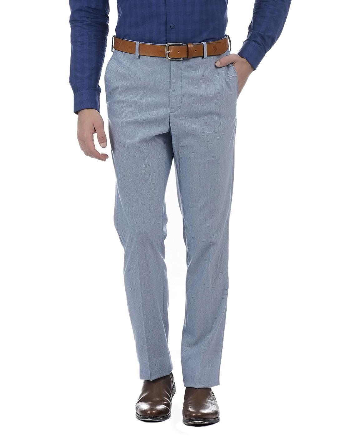Arrow Newyork Men's Casual Trouser