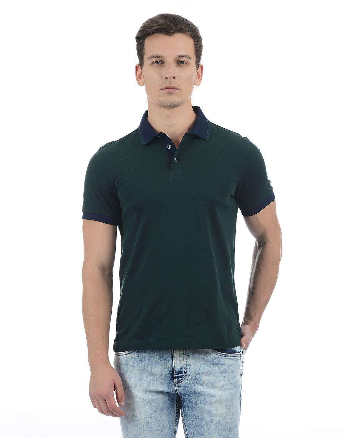 Arrow Sport Men's Casual T-Shirt