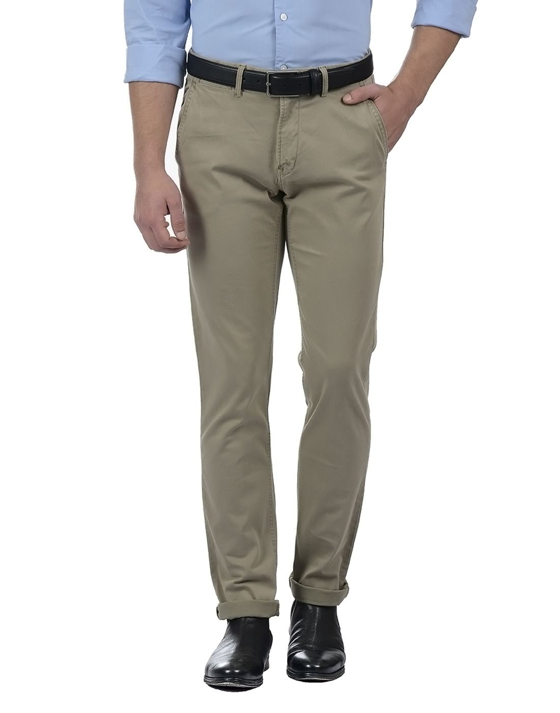Arrow Sport Men's Casual Trouser