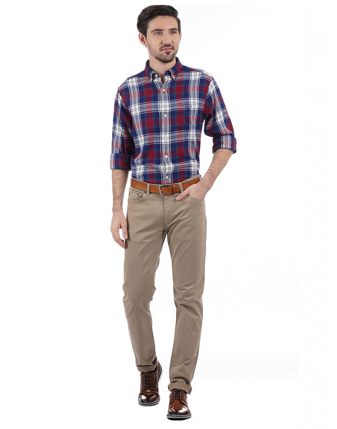 Gant Men Multicolor Shirts