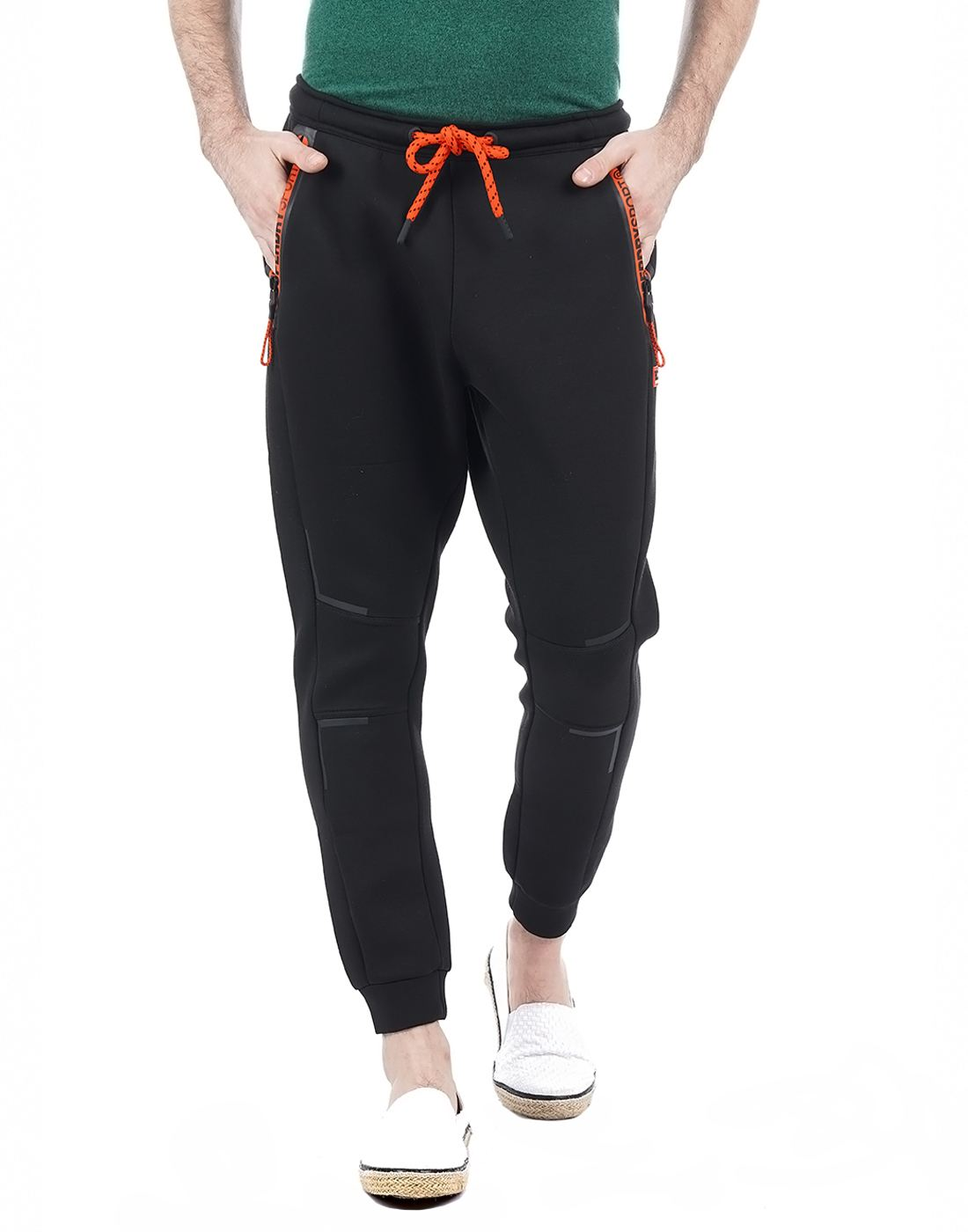 Superdry Men Black Joggers