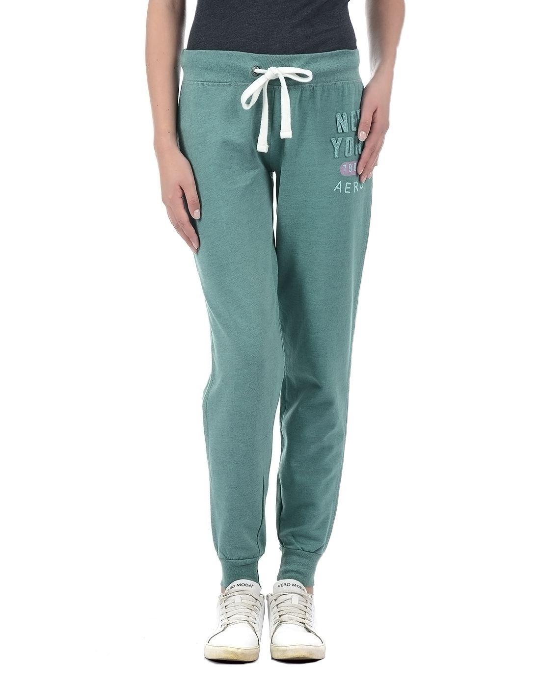 Aeropostale Women Green Pyjama