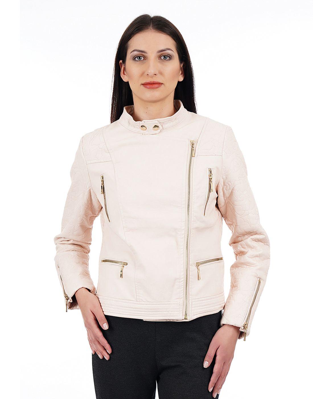 Elle Women Pink Jacket