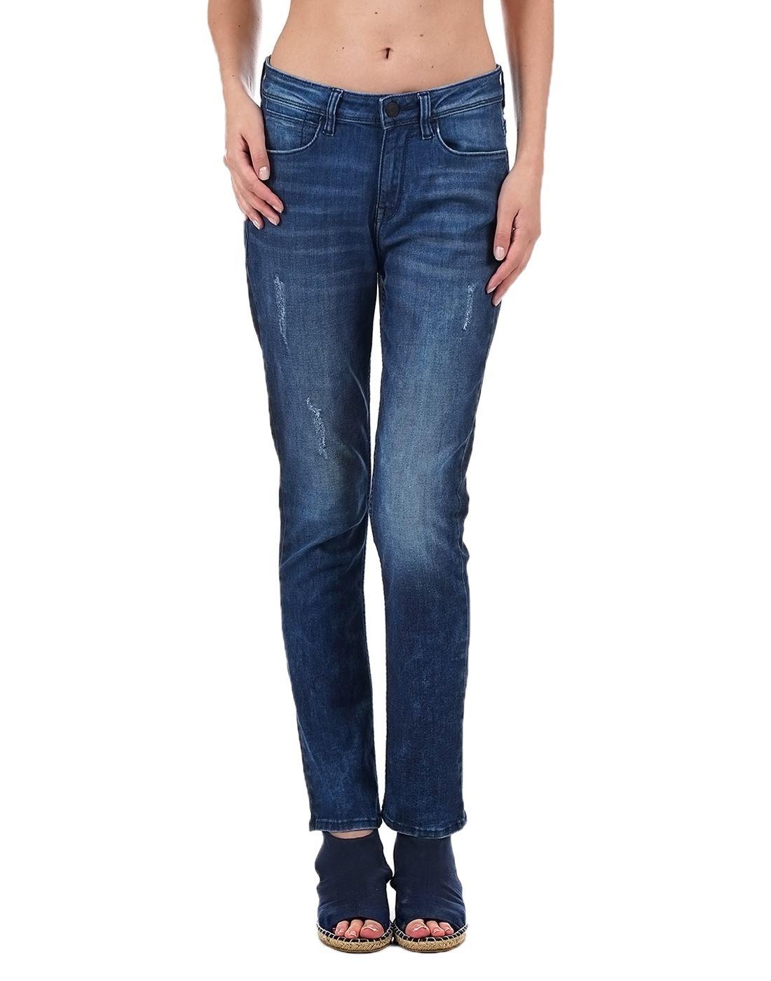 Elle Women Blue Jeans