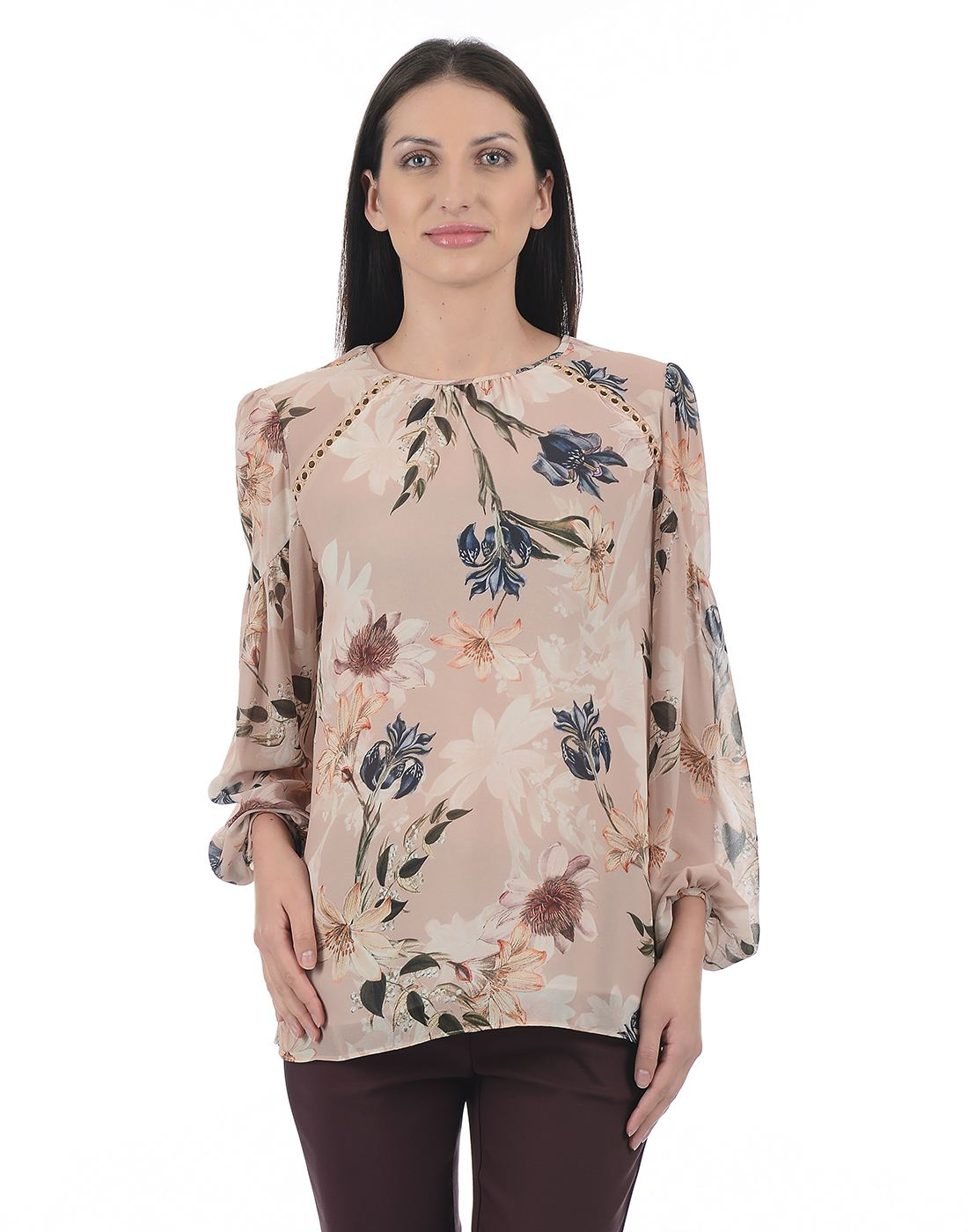 Forever New Women Pink Top