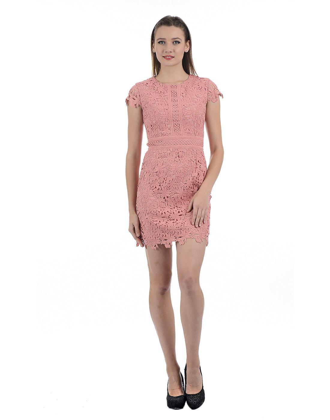 Forever New Women Pink Dresses