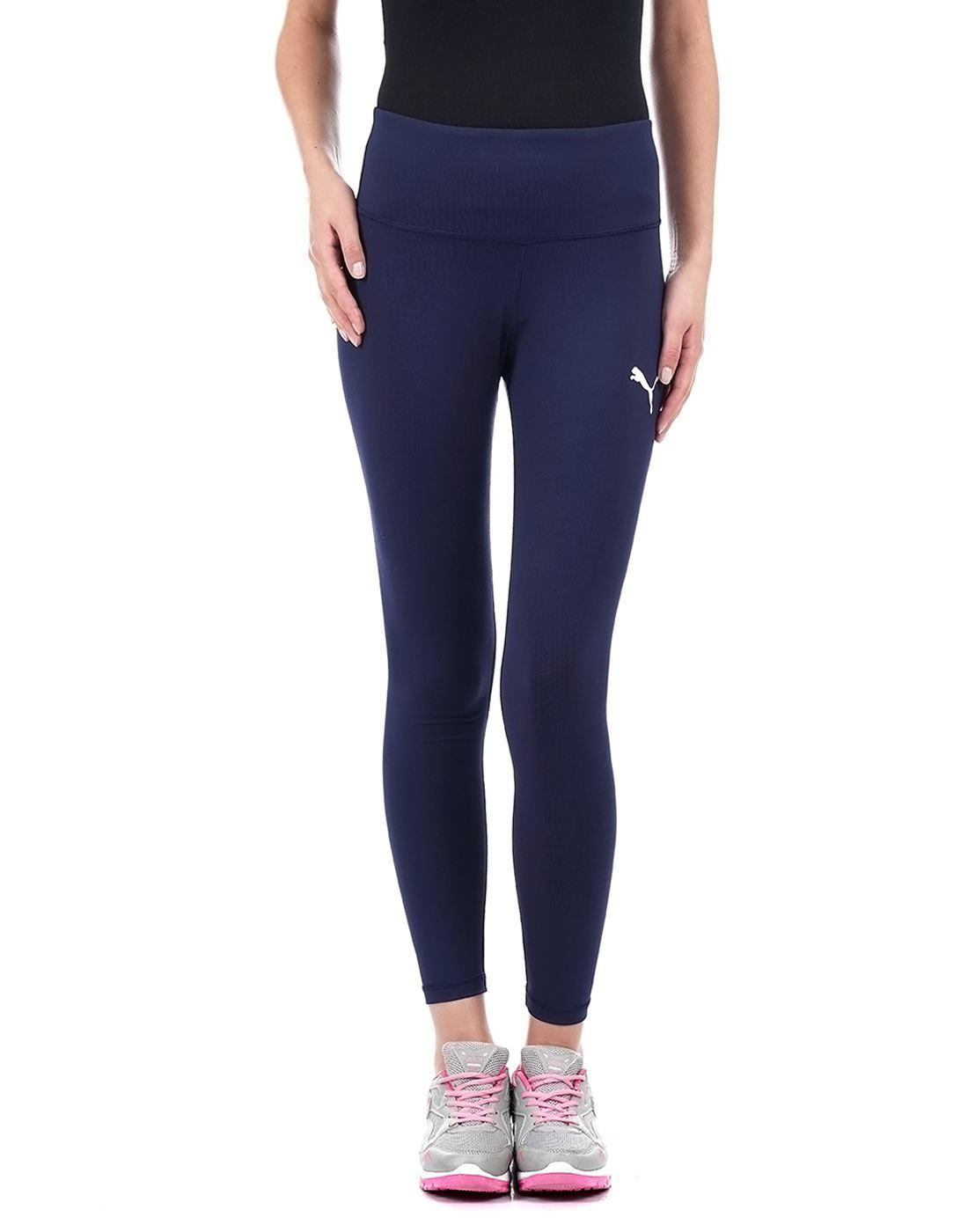 Puma Women Blue Track Pant
