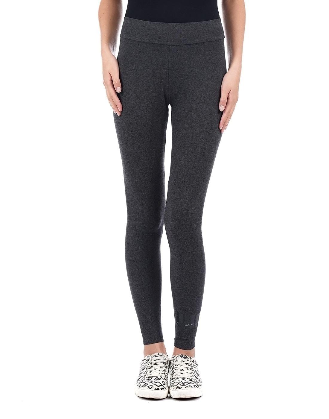 Puma Women Grey Track Pant